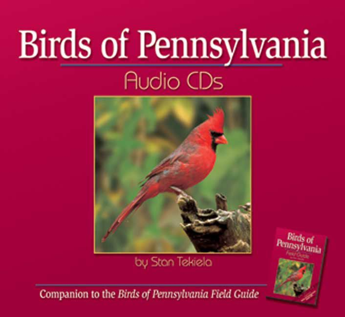 Birds Pennsylvania Audio CD