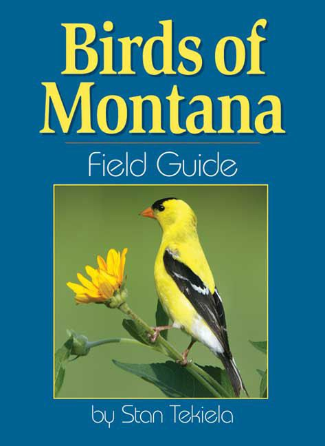 Birds Montana Field Guide