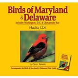 Birds Maryland & Delaware Audio CD