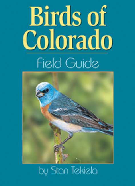 Birds Colorado Field Guide