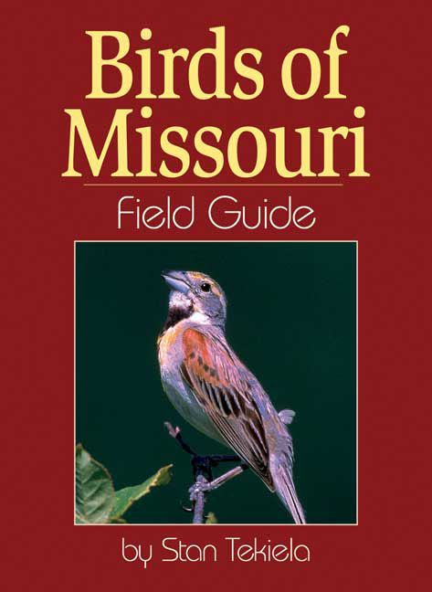 Birds Missouri Field Guide