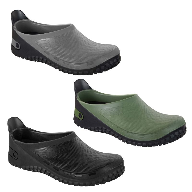Birkis Active Birki AS Garden Clog 36S Steel Grey