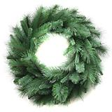 Wreath Mixed Pine 96 Tips 30inch