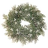 Wreath Common Juniper Snow 30inch