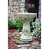 Burley Clay Hope Planter Bowl Pedestal