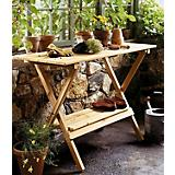 Merry Products Simple Potting Bench/Console Table