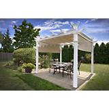 Mailbu Covered Pergola