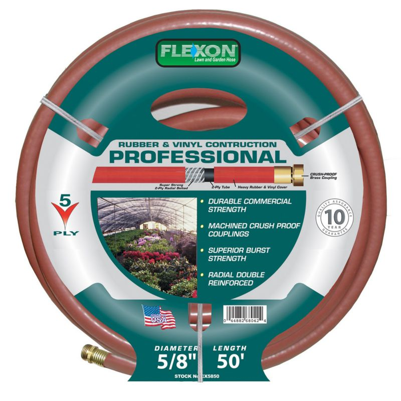 Flexon Professional Hose 5/8in x 75ft