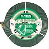 Flexon 50ft 3 Tube Sprinkler Hose