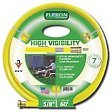 Flexon 5/8in x 60ft Hose High Visibility