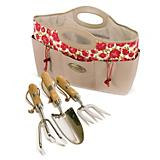 Laura Ashley Garden Tool Bag and Tools