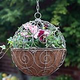 Laura Ashley Globe Basket