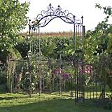 Laura Ashley Decorative Arched Gate