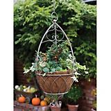 Laura Ashley Hanging Basket Acorn
