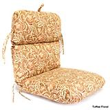 Knife Edge Chair Cushion