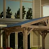 Metal Roof for Lodge II Pergola
