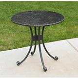 Patio Bistro Aluminum Table