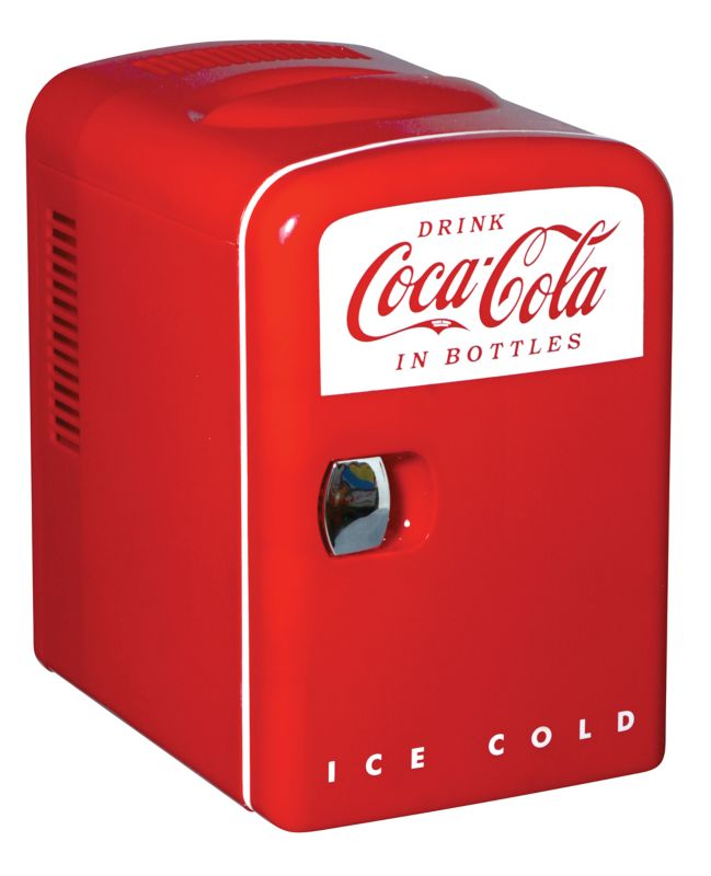 Coca Cola Personal Cooler 6 Can Capacity