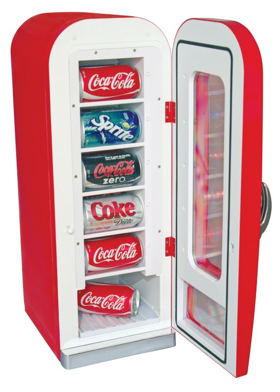 Coca Cola Vending Cooler