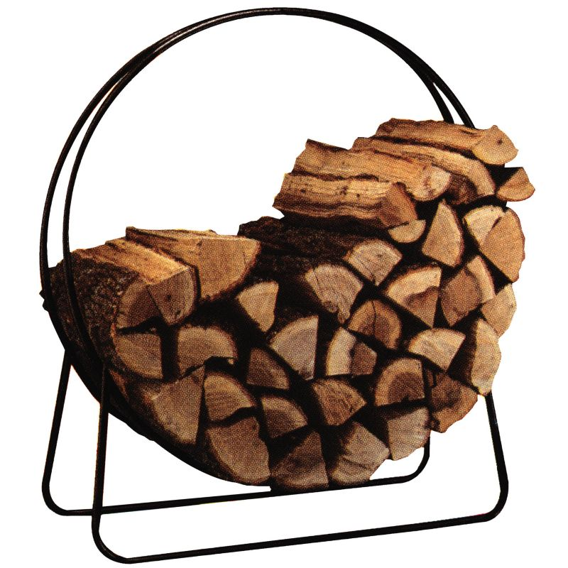 Panacea 40in Solid Steel Log Hoop