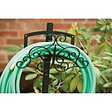 Panacea Classic Finial and Scroll Hose Hanger