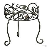 Panacea Plant Stand Scroll and Ivy