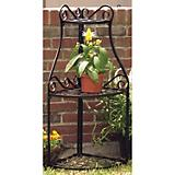Panacea Olde World Forged Corner Plant Stand