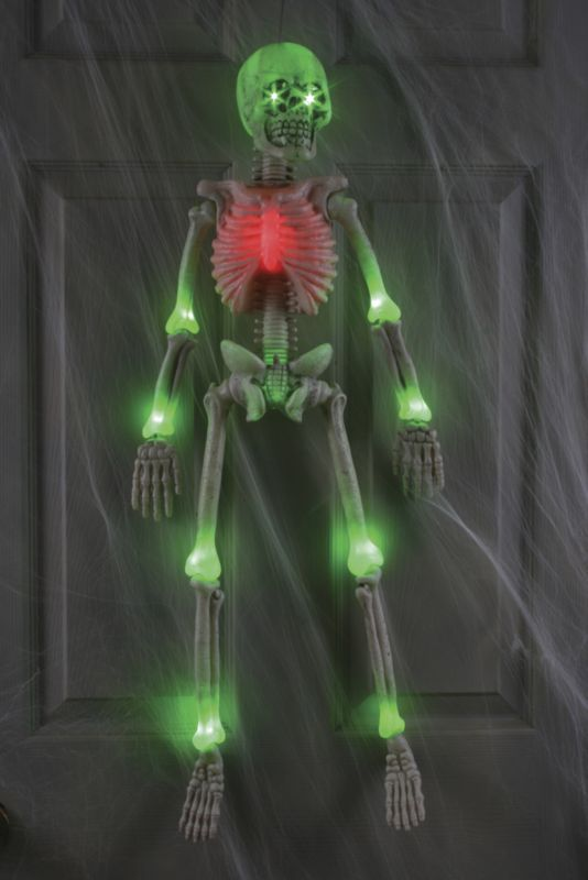 32in Glow in the Dark Skeleton