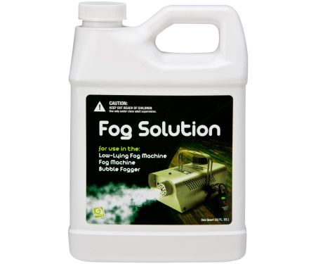 1 qt Fog Solution
