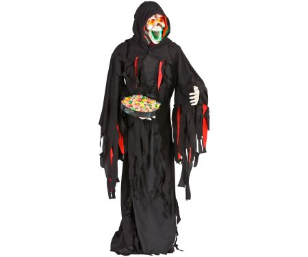 6ft Life Size Animated Night Fright Mike