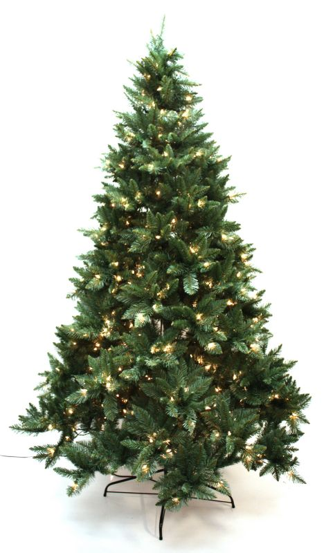 9ft Trafalgar PVC Tree Slim Size