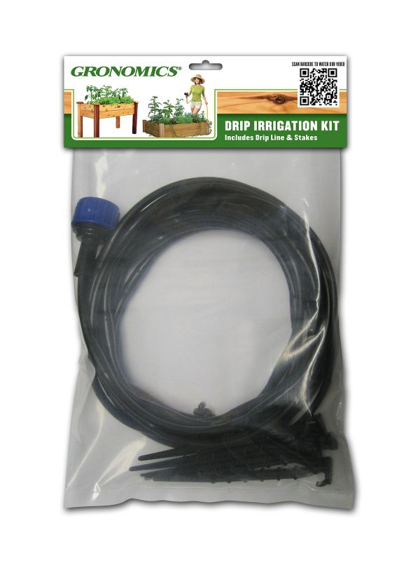 Garden Bed Drip Irrigation Kit