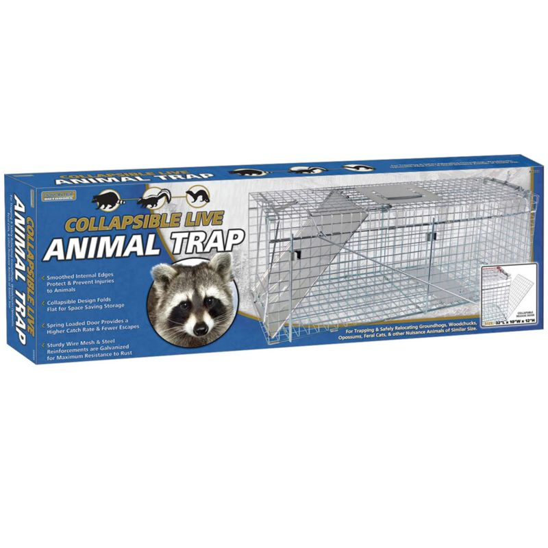 Advantek Collapsible Trap 32x12x10