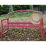 Living Color Bench Tulip
