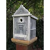 The San Luis Rey Mission Birdhouse