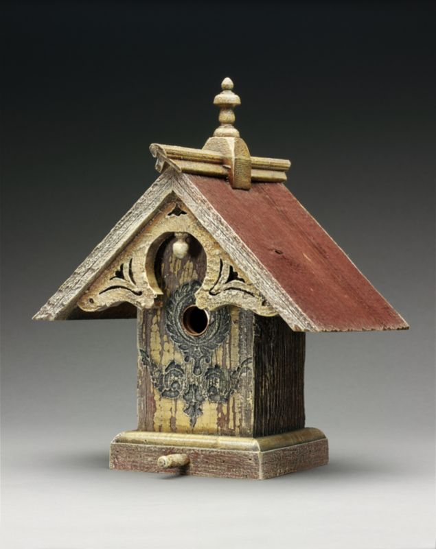 Queen Anne Birdhouse