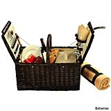 Surrey Picnic Basket for Two w/Blanket