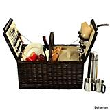 Surrey Picnic Basket for Two w/Coffee