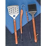 Vineyard Rosewood 3PC BBQ Tool Set