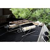 Stainless S'mores Roasting Rack with Skewers