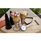 Pizza Cone 6PC Set Set for 2