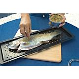 Non-Stick Adjustable Grill Tray