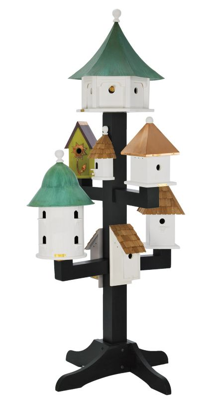 Bird House or Bird Feeder Display