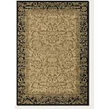 Everest Fontana Gold-Black Rug