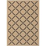 Five Seasons Sorrento Cream-Blk Rug
