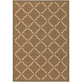 Five Seasons Sorrento Gold-Cream Rug