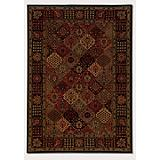 Everest Antique Baktiari Midnight Rug