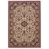 Everest Ardebil Ivory-Red Rug