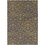 Dolce Coppola Brown-Beige Rug