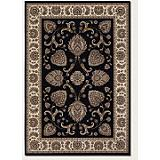 Everest Leila Ebony Rug